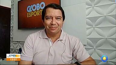 Confira as notícias do esporte com Kako Marques - Apresentador traz notícias do esporte paraibano e nacional.