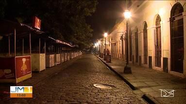 População ainda descumpre medidas de distanciamento social no Maranhão - Medida é a única solução, até o momento, para conter o avanço do novo coronavírus.