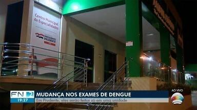 Prefeitura de Presidente Prudente confirma mais 337 casos de dengue - Município tem quase dois mil casos da doença.