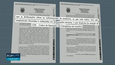 Justiça mantem abertura parcial do comércio de Cascavel - O pedido havia sido feito pelo Ministério Público por entender que a abertura contrariava as recomendações das autoridades de saúde.