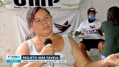 Projeto da central única das favelas ajuda mulheres de bairros pobres - Confira mais notícias em g1.globo.com/ce