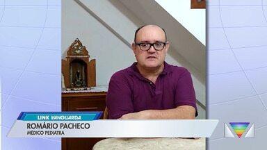 Médico curado de Covid-19 se emociona ao receber alta em Caraguá - Ele ainda faz um alerta: 'Não é uma gripezinha'