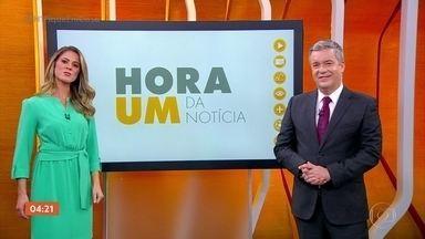 Semana começa com temperaturas típicas do outono em boa parte do país - A previsão é de temporal no Rio Grande do Norte e no Ceará nesta segunda-feira