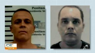 Traficante acusado de matar líder de facção criminosa do Ceará é extraditado da África - Saiba mais em g1.com.br/ce