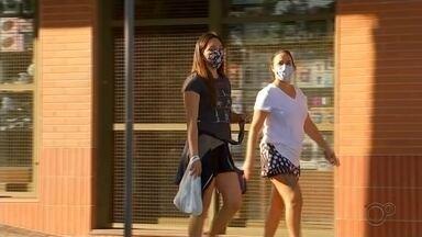 Prefeitura de Tietê passa a fiscalizar uso de máscaras na cidade - A Prefeitura de Tatuí (SP) vai passar a fiscalizar o uso de máscaras na cidade. Quem não estiver com o equipamento poderá ser multado. O mesmo vale para Laranjal Paulista.
