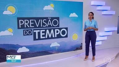 Veja a previsão do tempo para Minas nesta quarta-feira - Dia típico de outono na Região Metropolitana de Belo Horizonte, nesta quarta (22). A temperatura cai durante a madrugada.