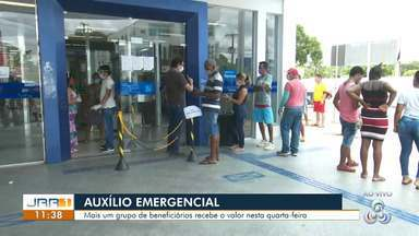 Mais um grupo de beneficiários recebe o auxílio emergencial nesta quarta-feira (22) - A Caixa econômica federal segue com os pagamentos do calendário do auxílio emergencial de 600 reais.