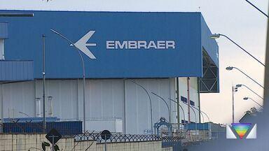 Embraer e Boeing discutem prorrogação de prazo para concluir negócio entre as empresas - Coronavírus afetou planejamento das empresas.