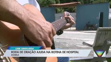 Profissionais da saúde de Ilhabela se apoiam na fé para enfrentar pandemia - Cidade tem três casos de Covid-19