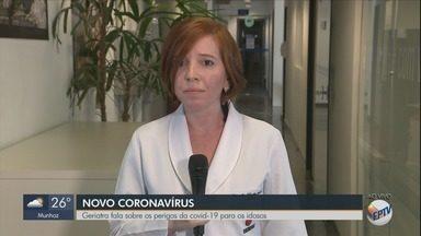 Pergunte ao Doutor: médica geriatra fala sobre os riscos do coronavírus para os idosos - Pergunte ao Doutor: médica geriatra fala sobre os riscos do coronavírus para os idosos