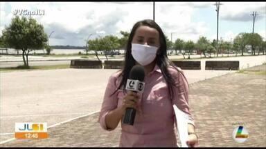 Portal da Amazônia é fechado após população não respeitar isolamento social - Portal da Amazônia é fechado após população não respeitar isolamento social