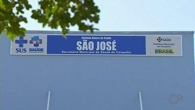 Unidade de Saúde vai atender casos exclusivos de síndrome respiratória em Cerquilho - Unidade de Saúde da Vila São José vai atender casos exclusivos de síndrome respiratória em Cerquilho (SP).