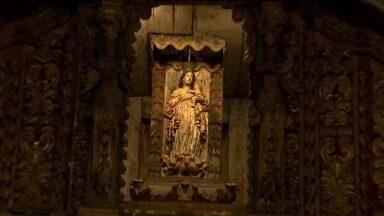 Museu de Arte Sacra dos Jesuítas pode ser visitado sem sair de casa - Várias instituições disponibilizaram um acervo virtual, já que muitos museus estão fechados por conta do distanciamento social.