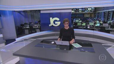 Jornal da Globo, Edição de terça-feira, 28/04/2020 - As notícias do dia com a análise de comentaristas, espaço para a crônica e opinião.