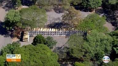Contratação de mil gavetas faz parte do plano de contingenciamento do sistema funerário - A ideia é aumentar a capacidade de 240 para 400 sepultamentos por dia na capital