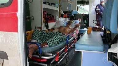 Coronavírus: Governo do Maranhão anuncia a criação de novos leitos de UTI - O governo do Maranhão anunciou a criação, ainda nesta quarta-feira (29), de mais 27 leitos de UTI para o tratamento da Covid-19. Prometeu também um hospital de campanha em três semanas. O estado enfrenta uma crise na saúde pública com um grande aumento no número de pacientes.
