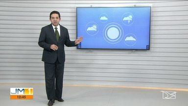 Veja a previsão do tempo para esta quarta-feira (29) no Maranhão - Há previsão de chuva para São Luís.