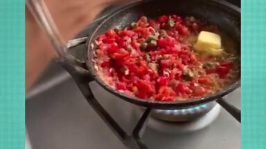 Vídeo: aprenda a temperar e grelhar o peixe com Kika Marder - Vídeo: aprenda a temperar e grelhar o peixe com Kika Marder