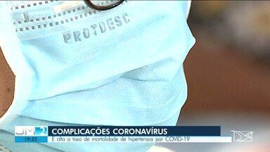 Taxa de mortalidade de hipertensos por Covid-19 é alta no Maranhão - Alerta foi feito pelos cardiologistas.