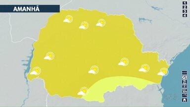 Londrina terá tempo aberto nesta quinta (30) - Previsão aponta mínima de 14 com máxima de 27 graus
