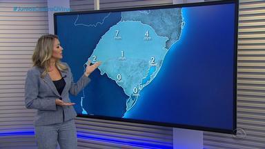 Pancadas isoladas de chuva devem atingir o RS durante esta quinta-feira (30) - Assista ao ao vídeo.