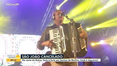 Coronavírus: Cancelamento de festejos juninos causa preocupação no interior do estado - Medida foi anunciada pelo governador Rui Costa essa semana.