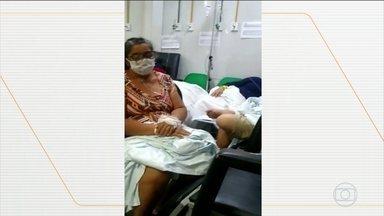 Coronavírus: Ceará decreta estado de calamidade pública - Quase não há mais leitos disponíveis em UTIs e o atendimento da UPAs também está no limite.