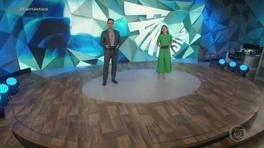 Fantástico, Edição de domingo, 03/05/2020 - Reportagens especiais e as notícias mais importantes da semana, com apresentação de Tadeu Schmidt e Poliana Abritta.