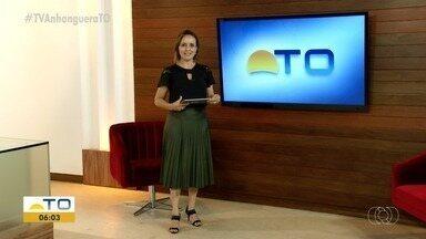 Veja as principais notícias do Bom Dia Tocantins desta segunda-feira (4) - Veja as principais notícias do Bom Dia Tocantins desta segunda-feira (4)