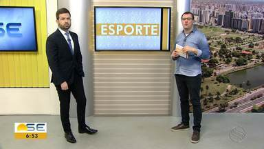 Thiago Barbosa mostra o panorama do esporte em Sergipe - Thiago Barbosa mostra o panorama do esporte em Sergipe.