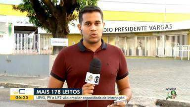 Prefeitura de Fortaleza anuncia novos leitos para Covid-19 - Saiba mais em g1.com.br/ce