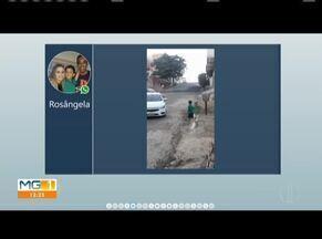 Confira as mensagens enviadas pelos telespectadores no MG1 - Telespectadores enviam fotos, vídeos e mensagens para o MG1.