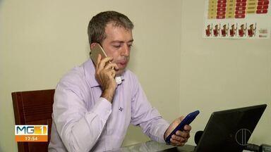 Pesquisadores do IBGE enfrentam dificuldades para realizar pesquisas pelo telefone - Algumas pessoas tem medo de passar informações pelo telefone.