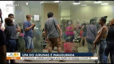 UPA do Jurunas é inaugurada - UPA do Jurunas é inaugurada