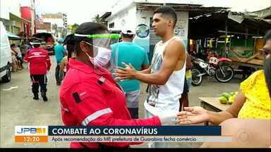 MP recomenda fechamento do comércio de Guarabira, PB, como prevenção ao Covid-19 - Recomendação solicitou suspensão das atividades por 15 dias.