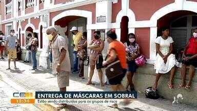 Veja as últimas notícias sobre o coronavírus na região Norte do Ceará - Saiba mais em g1.com.br/ce