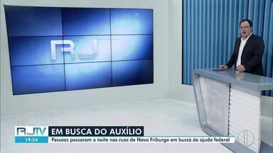 RJ2 atualiza o número de casos de coronavírus no estado do Rio - Em todo o estado já são 10.546 casos confirmados e 971 mortes. Macaé chegou a 14 mortos e Itaocara, no Noroeste do estado, chegou a segunda morte.