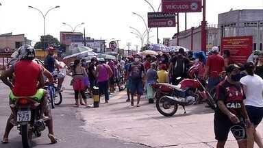 Dez municípios do Pará entram em lockdown a partir desta quinta (7) - A expectativa é que a taxa de isolamento chegue finalmente à meta de 70% em Belém e outros nove municípios.