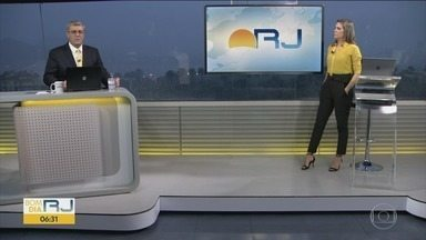 Bom dia Rio - Edição de quinta-feira, 07/05/2020 - As primeiras notícias do Rio de Janeiro, apresentadas por Flávio Fachel, com prestação de serviço, boletins de trânsito e previsão do tempo.