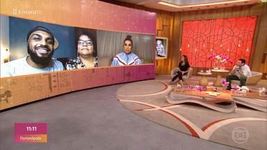 Programa de 07/05/2020 - Fátima Bernardes conversa com Naiara Azevedo e Gizelly Bicalho.