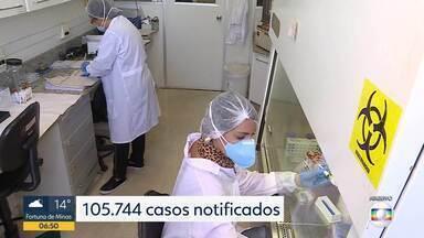 Bom Dia Minas - Edição de sexta-feira, 8/5/2020 - Bom Dia Minas - Edição de sexta-feira, 8/5/2020