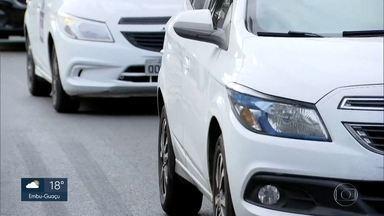 Motoristas ainda têm dúvidas sobre o novo rodízio - Metrô e CPTM esperam aumento de 25% na demanda de passageiros.
