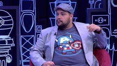 Thiago Abravanel - Ribamar recebe Tiago Abravanel para uma entrevista com muito humor e participações especiais. Além disso, confira o The Foice e o primeiro episódio da Casa dos Políticos.