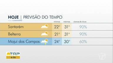 Previsão do Tempo: confira como está clima para sua região - Previsão do Tempo: confira como está clima para sua região