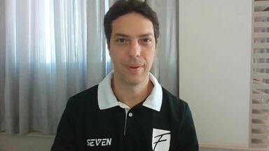 Diretor da Unifacisa, Diego Gadelha faz um balanço da temporada do time - Equipe de Campina Grande disputou pela primeira vez o NBB