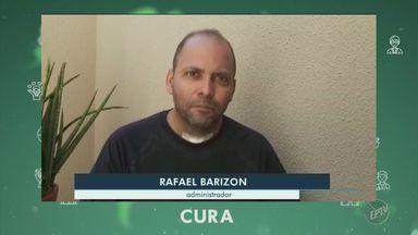 Coronavírus: mensagem de cura de administrador recuperado - Rafael Barizon relata experiência de internação na Unidade de Tratamento Intensivo (UTI) por conta da Covid-19.