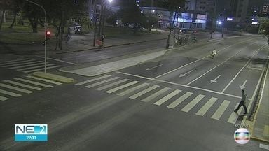 Governo decreta quarentena em cinco cidades de Pernambuco, com mais medidas de restrição - Foi restrita circulação de pessoas e veículos.