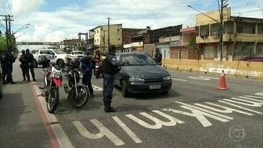 Secretaria de Segurança Pública do Pará começa a multar quem desrespeita o lockdown - As punições serão aplicadas até o próximo domingo para tentar garantir o isolamento em dez cidades do estado.
