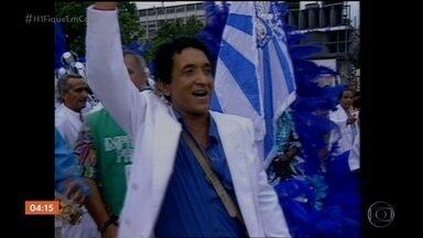 Covid-19 mata dois nomes queridos da velha guarda do samba carioca - Morreram Davi Correia, um dos maiores compositores do samba. Joel Lopes também foi vítima da doença.