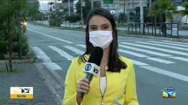Número de pacientes curados do novo coronavírus no Maranhão sobe para 1.806 - Ainda segundo o relatório da SES, uma mil e quatro pessoas estão internadas, sendo 308 em UTI e 696 em leitos de enfermaria.